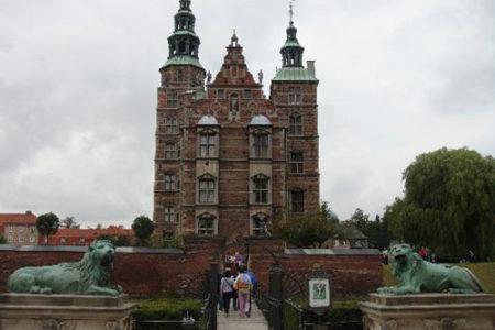 El Castillo Rosenborg, en Copenhague