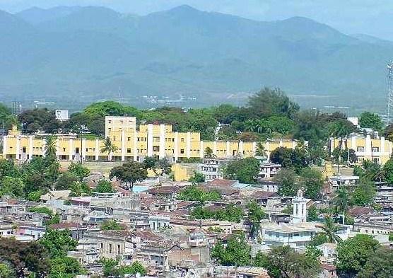 Santiago de Cuba, Cuartel de Moncada