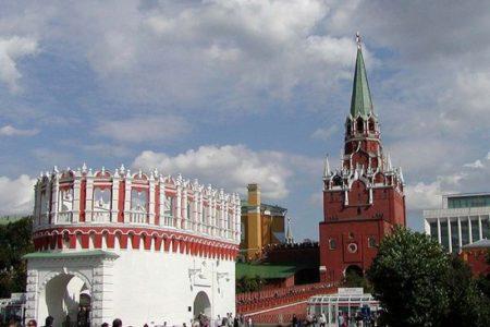 Ocho días y siete noches en Rusia