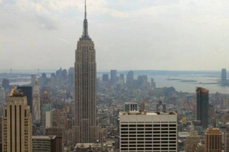 Guía de rascacielos en Nueva York