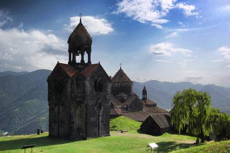Haghpatavank, un antiguo monasterio en Armenia
