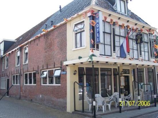 hotel-de-gouden-klok-en-Holanda