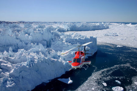 Conocer el fiordo de Ilulissat, en Groenlandia