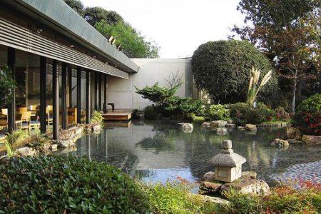 Kyoto Grand Hotel, un solar de paz en Los Angeles