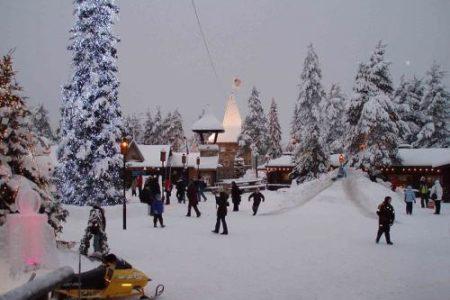 Laponia, el destino perfecto de Navidad