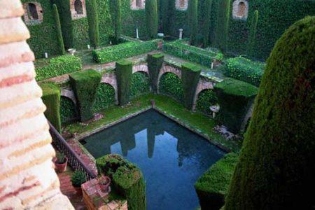 El Palacio de Galiana, en Toledo