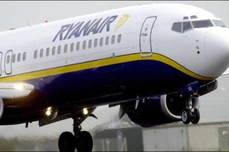 Nuevas rutas de Ryanair desde Málaga