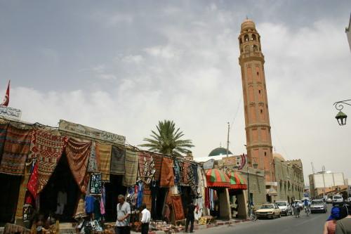 tozeur en Tunez