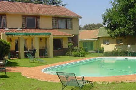Villa Vittoria Guest House, un B&B en Johannesburgo