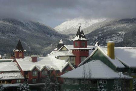 Estación de esquí de Whistler, guía de turismo