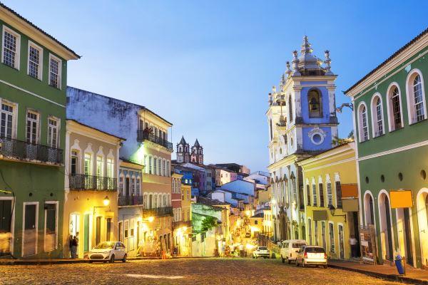 Pelourinho, Salvador de Bahia