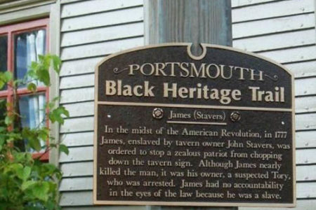 Black Heritage Trail, las raíces negras en Boston