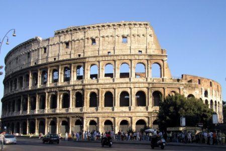 El Coliseo de Roma, un símbolo imperial