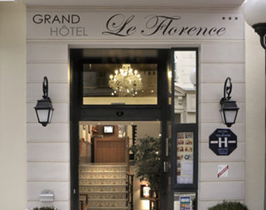 Hotel Grand Le Florence, en la bella Niza