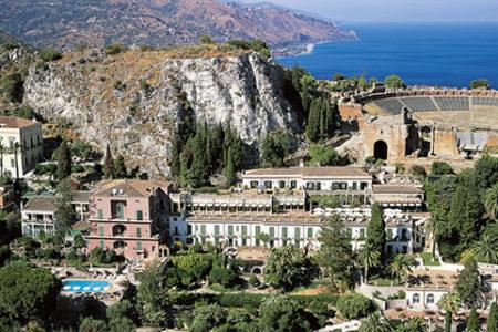 Orient Express adquiere dos hoteles en Sicilia