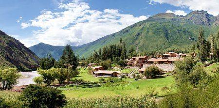 Nuevo hotel para Orient Express en Perú