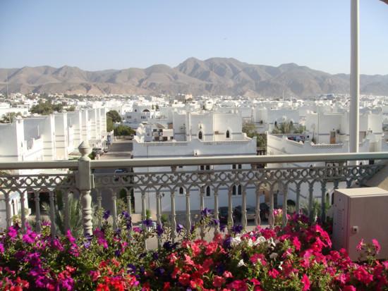 muscat en Oman