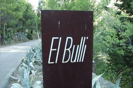 El Restaurante el Bulli cierra durante dos años
