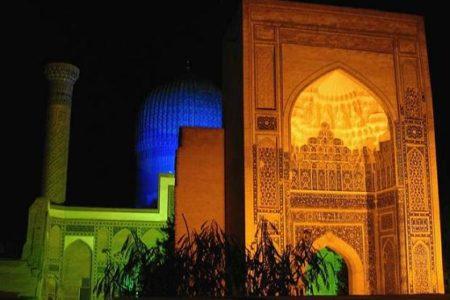 Samarkanda y la Ruta de la Seda