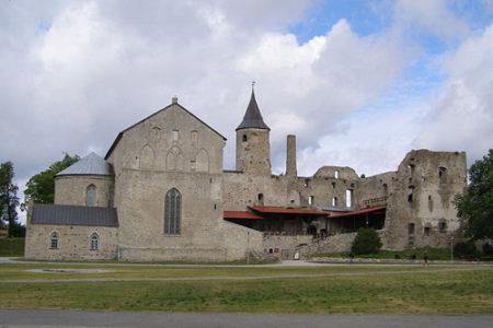 El Castillo de Haapsalu, historias de fantasmas en Estonia