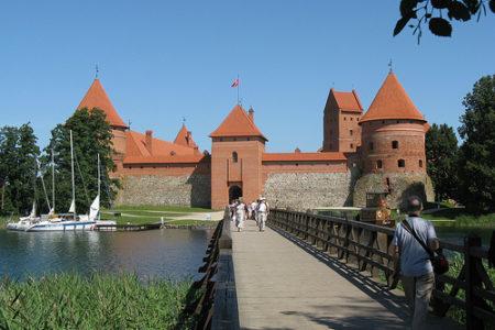 Una visita a Trakai, la antigua capital de Lituania