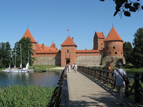 castillo-trakai