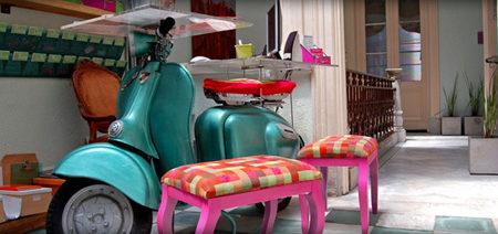 Clan House, un B&B barato en Buenos Aires