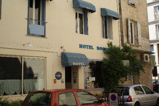 hotel boquier en Aviñon