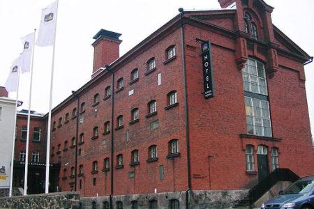 Hotel Katajanokka, una ex prisión en Helsinki
