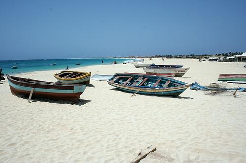 Cabo verde destino de playas y salinas - Cabo verde senegal ...