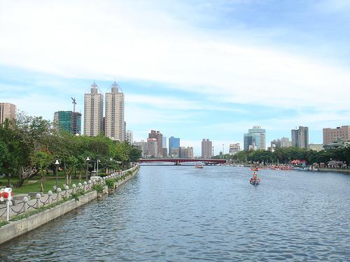 rio-amor en Taiwan
