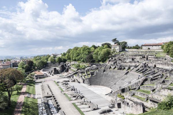 Anfiteatro de Lyon