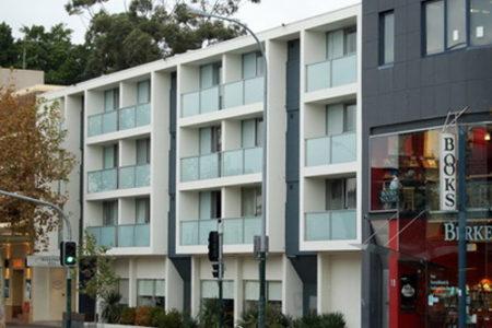 Hotel Arts en Sidney, 3 estrellas en buena zona