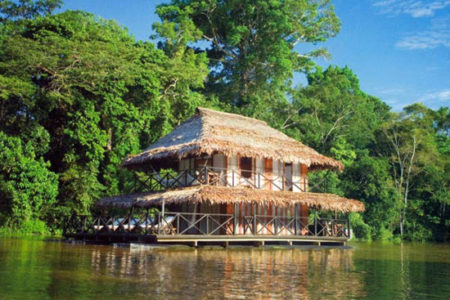 Hotel Casa Navegante, eco-vacaciones en Colombia