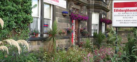Hotel Edinburgh House, un 2 estrellas simple y bien ubicado