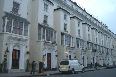 Hotel Reem, sencillez 3 estrellas en Londres