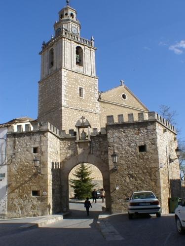 Iglesia de Tarancon