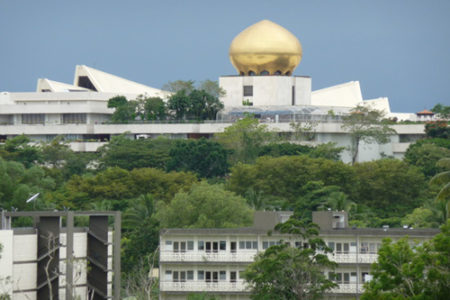 Istana Nurul Iman, el palacio más grande del mundo