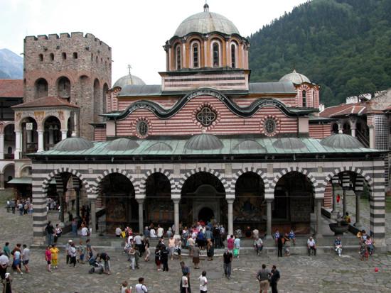 monasterio-de-rila