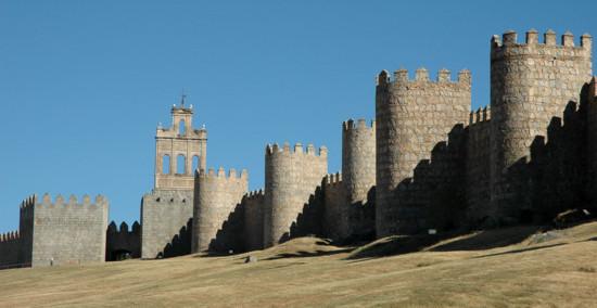 muralla-de-avila