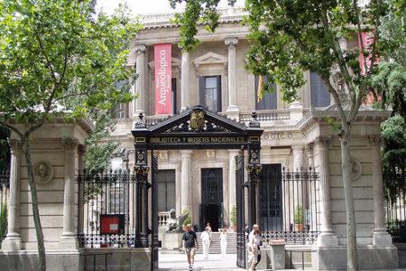 Una visita el Museo Arqueológico Nacional, en Madrid
