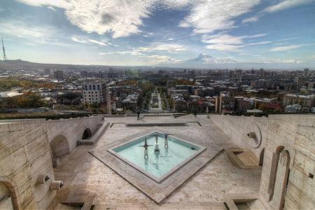 Una guía por Yereván, la capital de Armenia