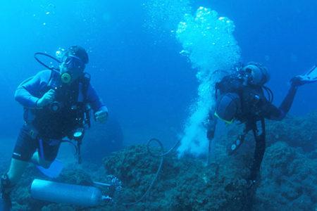 El Museo Submarino de Cesárea, único en el mundo