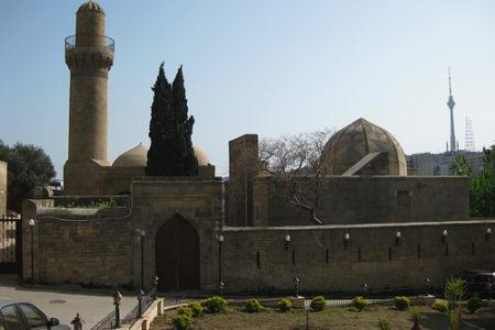 Visitando Baku, la capital de Azerbaiyán