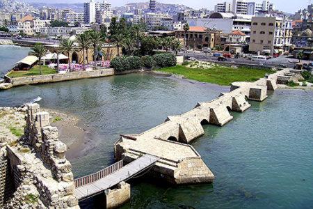 Sidon, la misteriosa y antigua ciudad del Líbano
