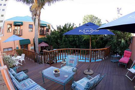 40 Winks, una casa de huéspedes en Ciudad del Cabo