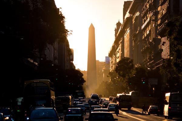 El Obelisco Buenos Aires