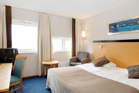 Hotel Anker, en el centro de Oslo