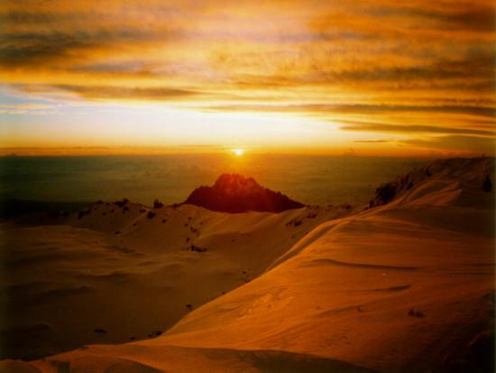 atardecer-en-el-kilimanjaro