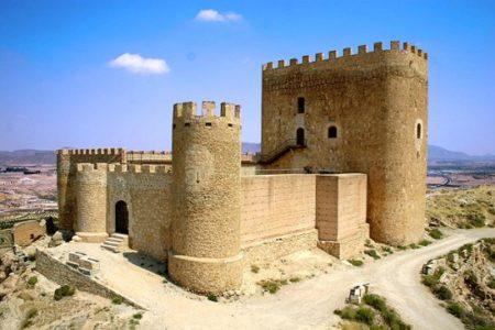 Reinauguración del Castillo de Jumilla
